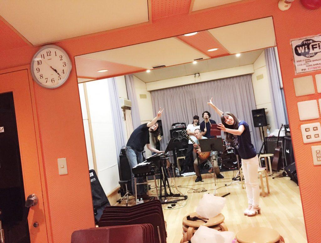 小野亜里沙リハーサルでした〜!