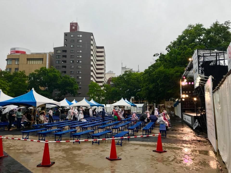 栄ミナミ音楽祭でした〜!
