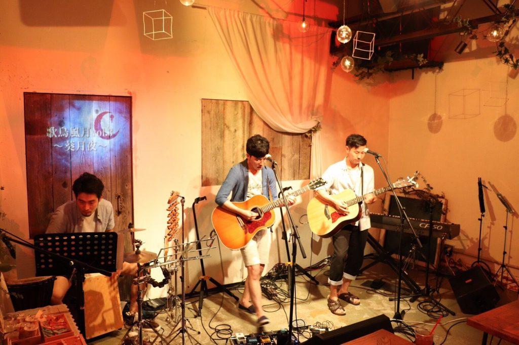 葵ライブでした〜!
