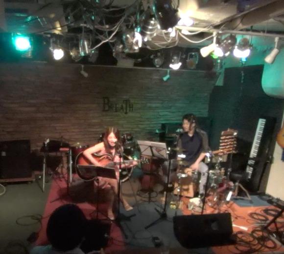 krystal  cube ライブでした〜!