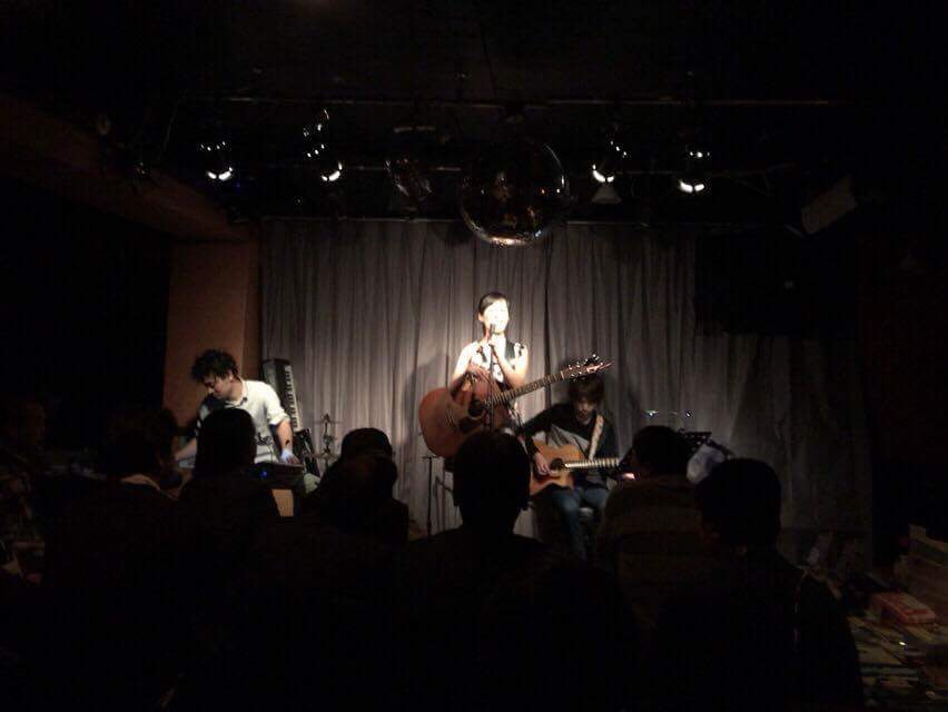 前田有加里ライブでした!