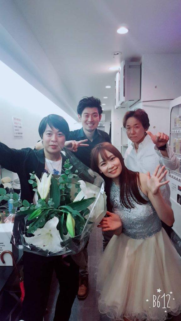 大和姫呂未ライブでしたー!