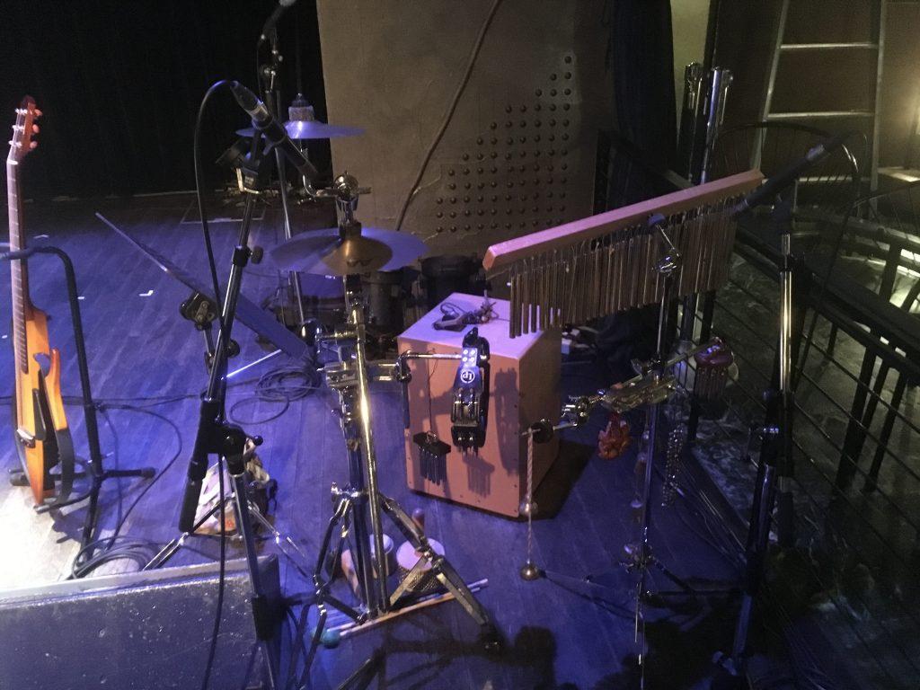 昨夜は南青山でライブでした〜