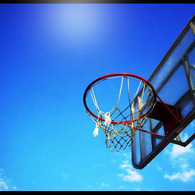 リバウンドはバスケで習得!